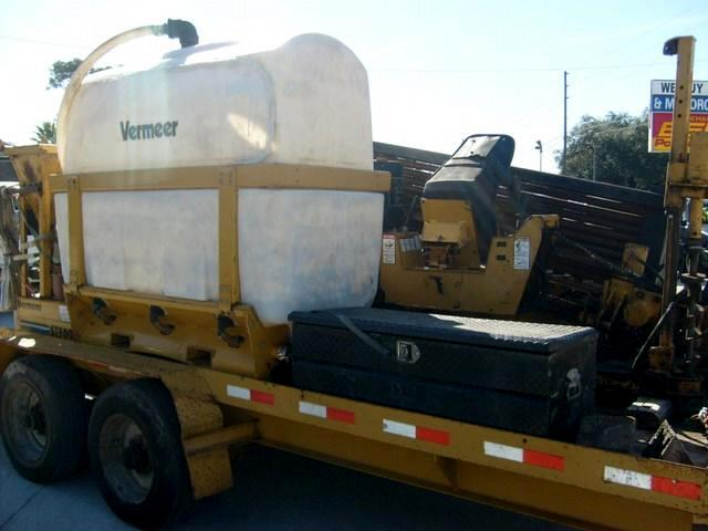 Used 1999 Vermeer Boring Machine D16x20a Directional Drill