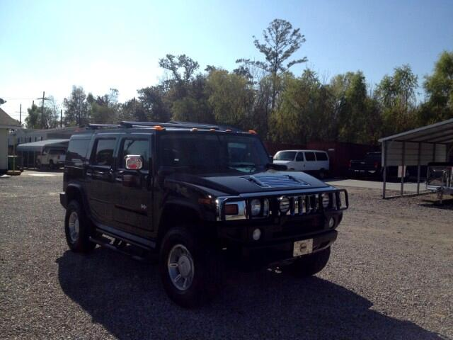 2003 HUMMER H2 Sport Utility Luxury