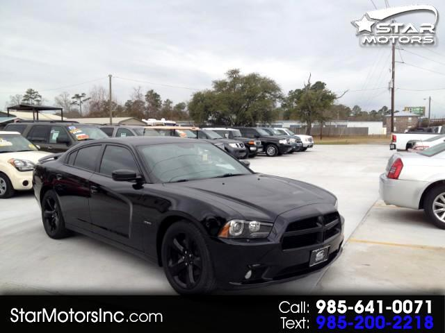 2014 Dodge Charger R/T Blacktop Ed.