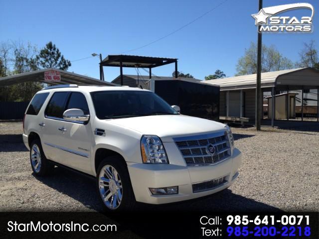 2009 Cadillac Escalade 2WD Platinum Edition