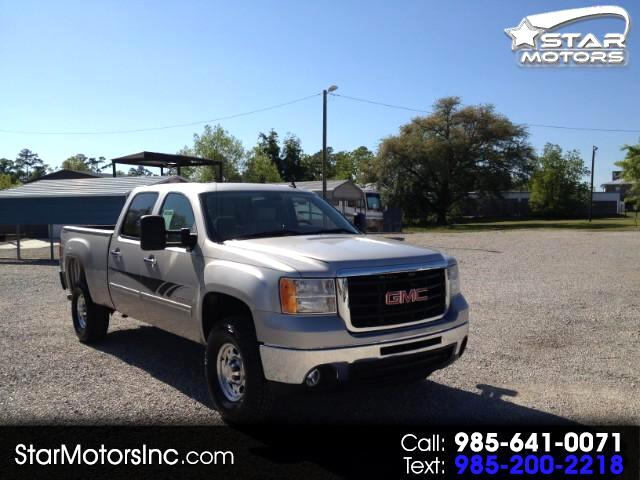 2009 GMC Sierra 2500HD SLE1 Crew Cab Std. Box 2WD