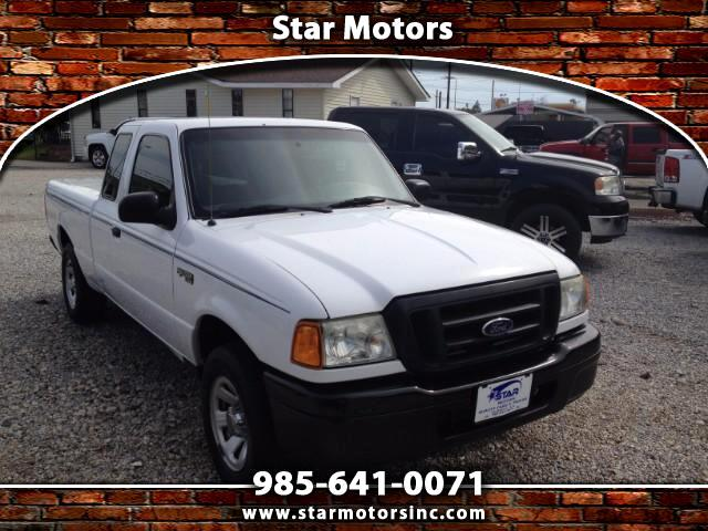 2004 Ford Ranger XLT SuperCab 2-Door 2WD