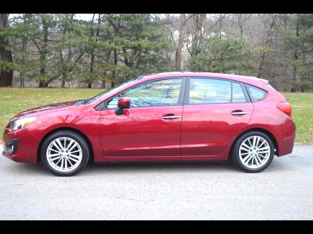 2014 Subaru Impreza Limited 5-Door+S/R