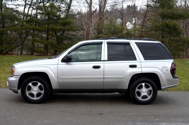 2008 Chevrolet TrailBlazer LS 4WD