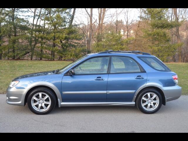 2007 Subaru Outback Sport