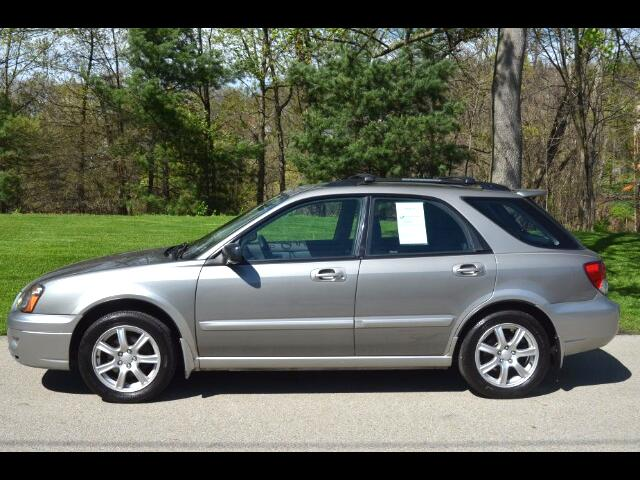 2005 Subaru Impreza Sport