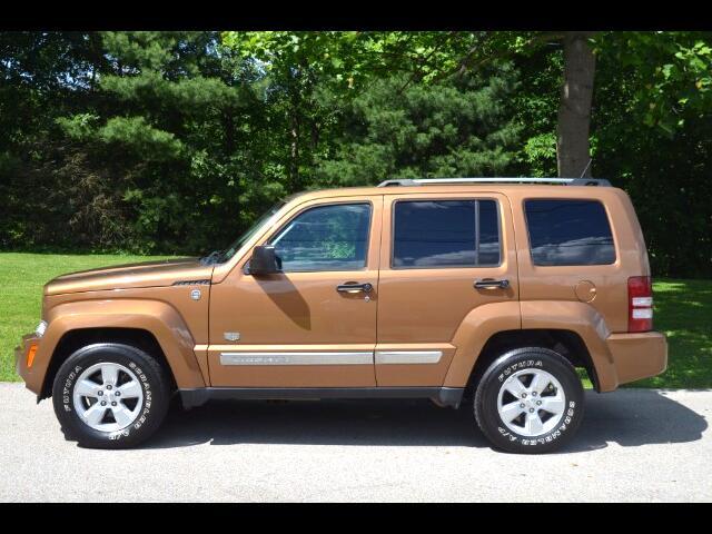 2011 Jeep Liberty 70TH ANNIVERSARY