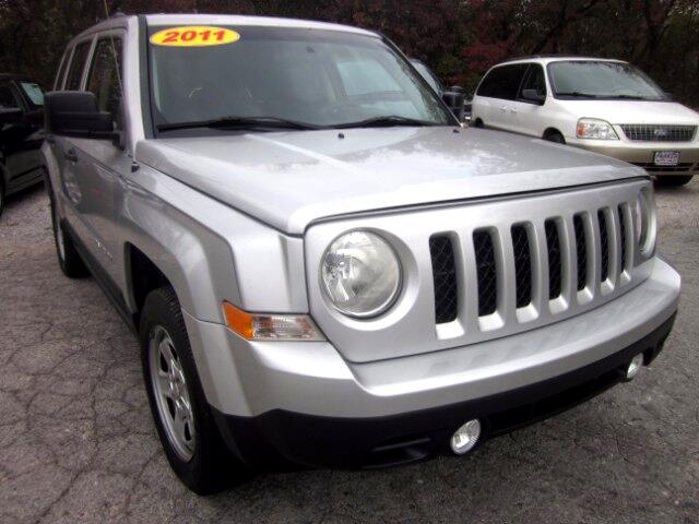 2011 Jeep Patriot 2WD