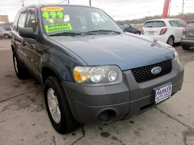 2005 Ford Escape XLS 4WD Manual