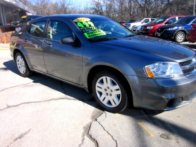 2012 Dodge Avenger Base