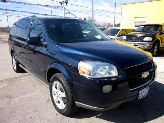 2005 Chevrolet Uplander THE HOME OF THE 299 TOTAL DOWN PAYMENT Visit Parker Auto Sales online at ww