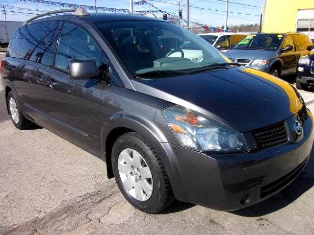 2006 Nissan Quest THE HOME OF THE 299 TOTAL DOWN PAYMENT Visit Parker Auto Sales online at wwwpark