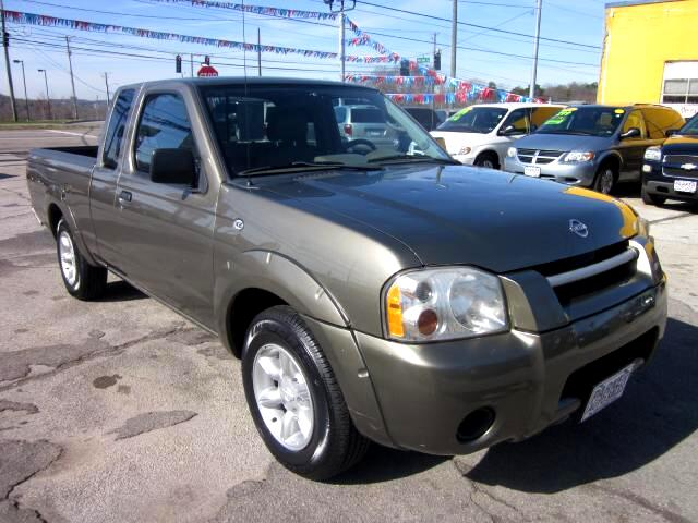 2002 Nissan Frontier THE HOME OF THE 299 TOTAL DOWN PAYMENT Visit Parker Auto Sales online at wwwp