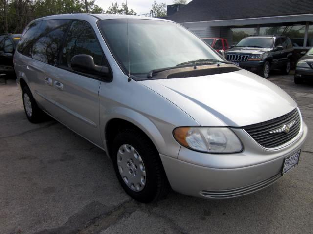 2003 Chrysler Town  Country THE HOME OF THE 299 TOTAL DOWN PAYMENT Visit Parker Auto Sales online