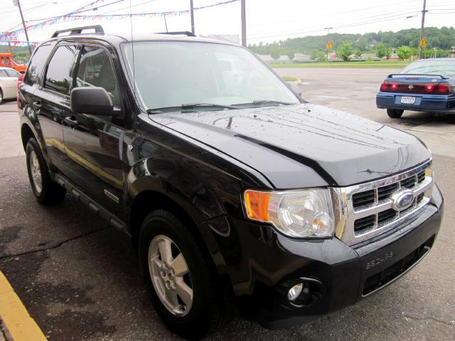 2008 Ford Escape THE HOME OF THE 299 TOTAL DOWN PAYMENT Visit Parker Auto Sales online at wwwparke