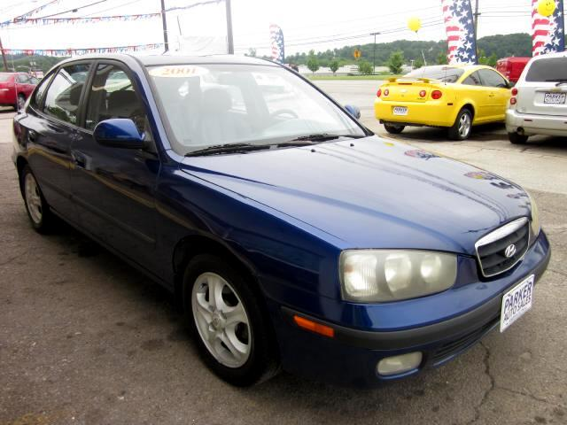 2001 Hyundai Elantra THE HOME OF THE 299 TOTAL DOWN PAYMENT Visit Parker Auto Sales online at wwwp