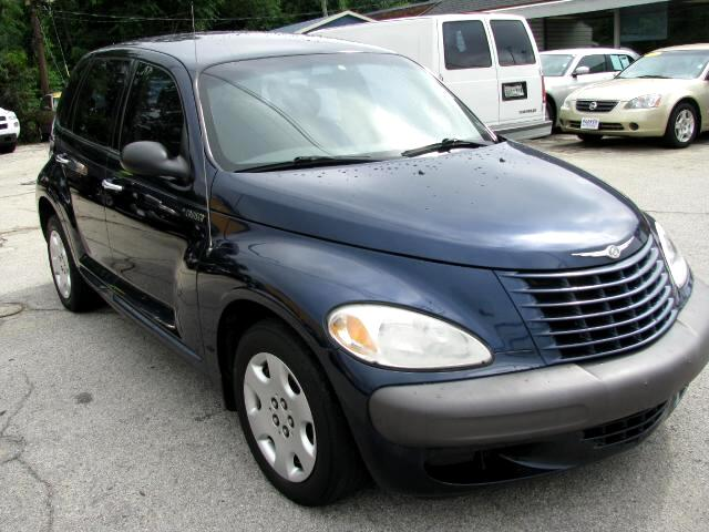 2003 Chrysler PT Cruiser THE HOME OF THE 299 TOTAL DOWN PAYMENT Visit Parker Auto Sales online at w