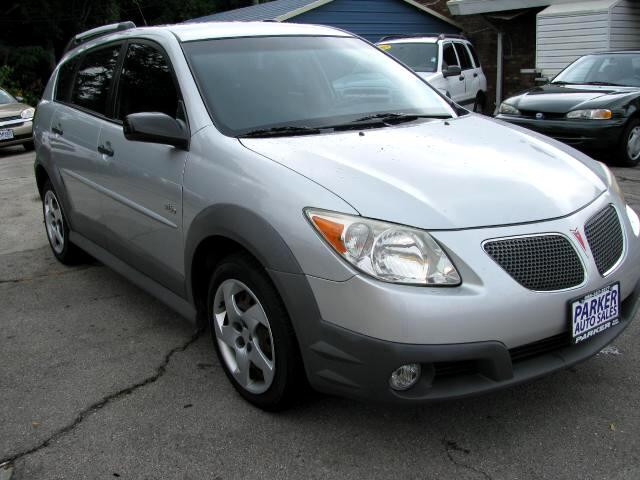 2005 Pontiac Vibe THE HOME OF THE 299 TOTAL DOWN PAYMENT Visit Parker Auto Sales online at wwwpark