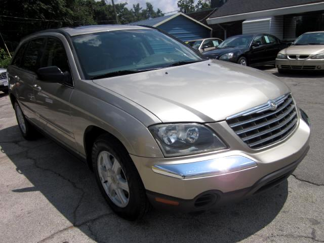 2004 Chrysler Pacifica THE HOME OF THE 299 TOTAL DOWN PAYMENT Visit Parker Auto Sales online at www
