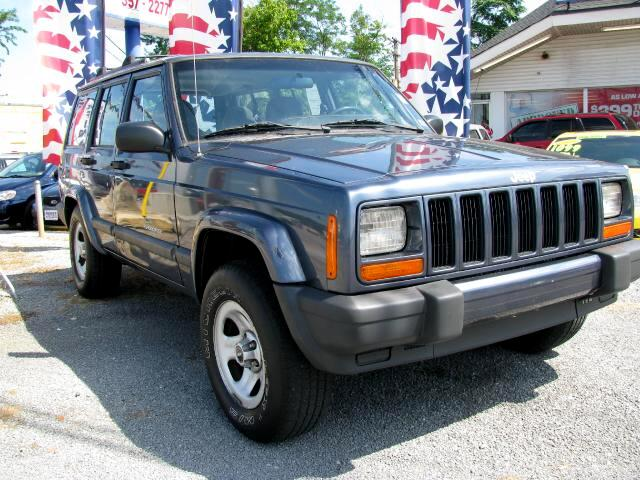 2001 Jeep Cherokee THE HOME OF THE 299 TOTAL DOWN PAYMENT Visit Parker Auto Sales online at wwwpar