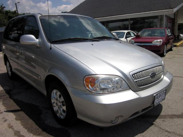 2005 Kia Sedona THE HOME OF THE 299 TOTAL DOWN PAYMENT Visit Parker Auto Sales online at wwwparker
