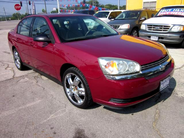 2005 Chevrolet Malibu THE HOME OF THE 299 TOTAL DOWN PAYMENT Visit Parker Auto Sales online at www
