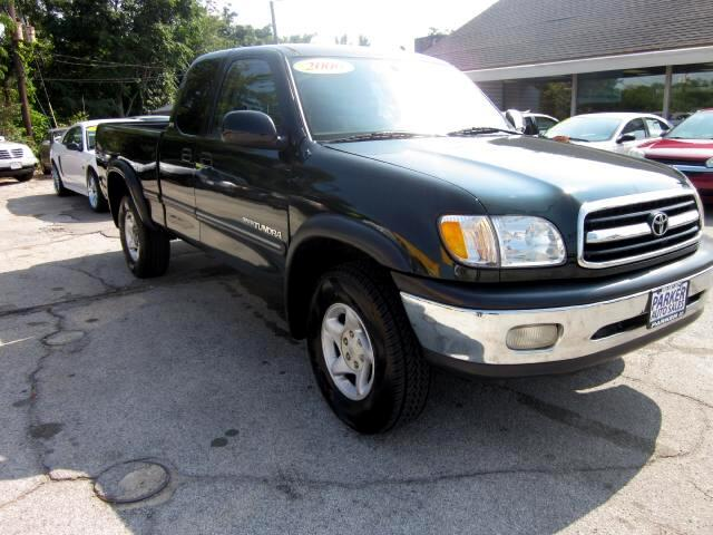 2000 Toyota Tundra THE HOME OF THE 299 TOTAL DOWN PAYMENT Visit Parker Auto Sales online at wwwpar