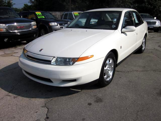 2002 Saturn LS THE HOME OF THE 299 TOTAL DOWN PAYMENT Visit Parker Auto Sales online at wwwparkera