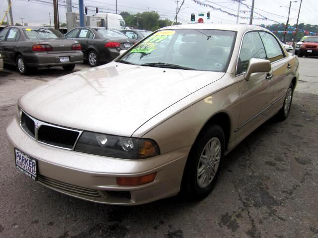 2001 Mitsubishi Diamante THE HOME OF THE 299 TOTAL DOWN PAYMENT Visit Parker Auto Sales online at w