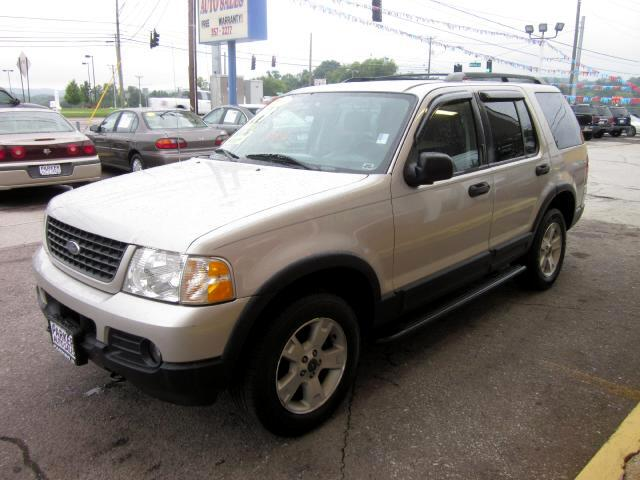 2003 Ford Explorer THE HOME OF THE 299 TOTAL DOWN PAYMENT Visit Parker Auto Sales online at wwwpar