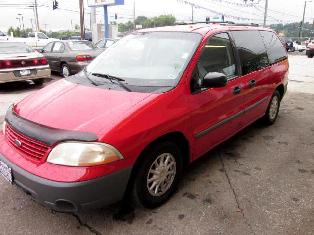2001 Ford Windstar THE HOME OF THE 299 TOTAL DOWN PAYMENT Visit Parker Auto Sales online at wwwpar