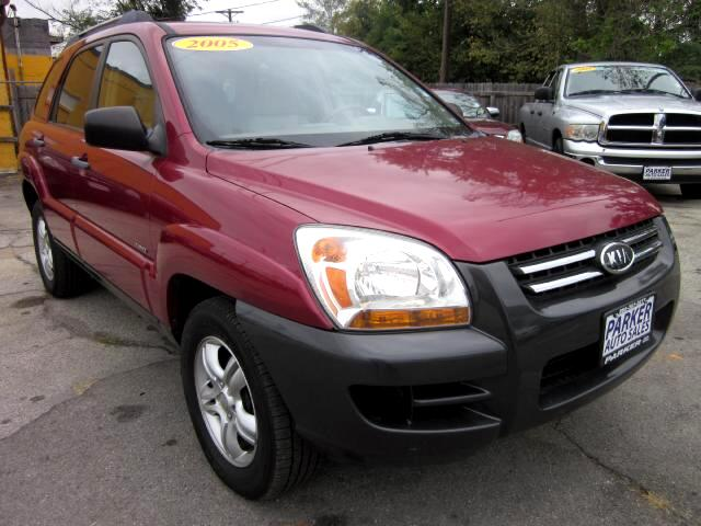 2005 Kia Sportage THE HOME OF THE 299 TOTAL DOWN PAYMENT Visit Parker Auto Sales online at wwwpark