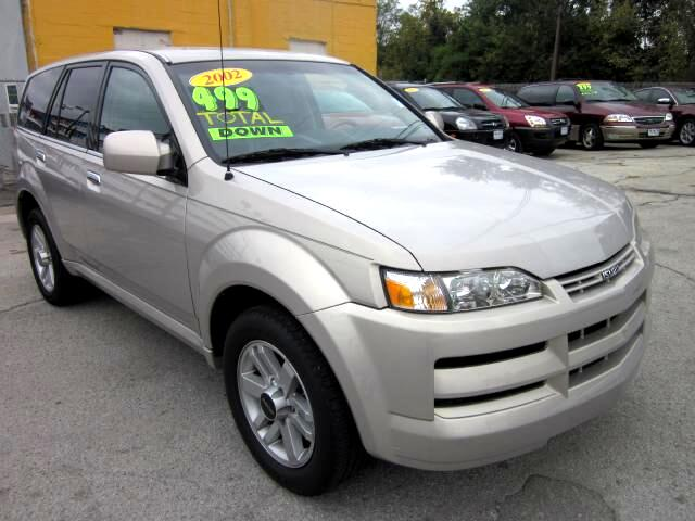 2002 Isuzu Axiom THE HOME OF THE 299 TOTAL DOWN PAYMENT Visit Parker Auto Sales online at wwwparke