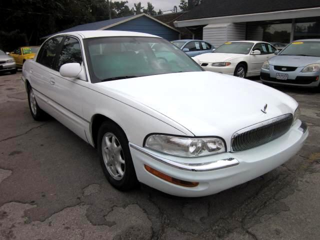 2000 Buick Park Avenue THE HOME OF THE 299 TOTAL DOWN PAYMENT Visit Parker Auto Sales online at www