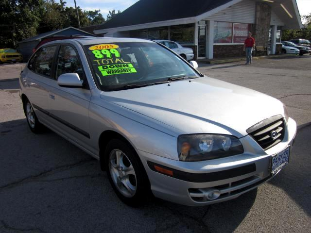 2005 Hyundai Elantra THE HOME OF THE 299 TOTAL DOWN PAYMENT Visit Parker Auto Sales online at wwwp