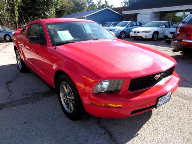 2005 Ford Mustang THE HOME OF THE 299 TOTAL DOWN PAYMENT Visit Parker Auto Sales online at wwwpark