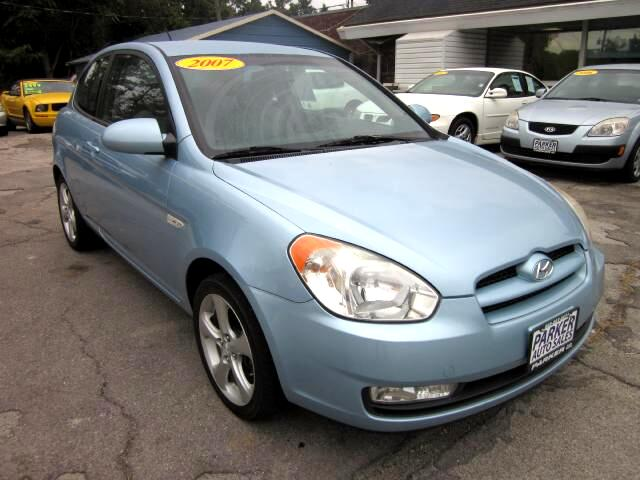 2007 Hyundai Accent THE HOME OF THE 299 TOTAL DOWN PAYMENT Visit Parker Auto Sales online at wwwpa
