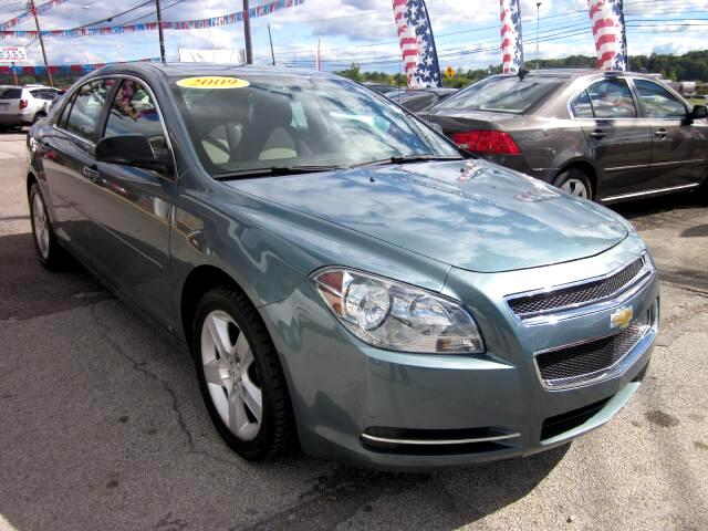 2009 Chevrolet Malibu THE HOME OF THE 299 TOTAL DOWN PAYMENT Visit Parker Auto Sales online at www