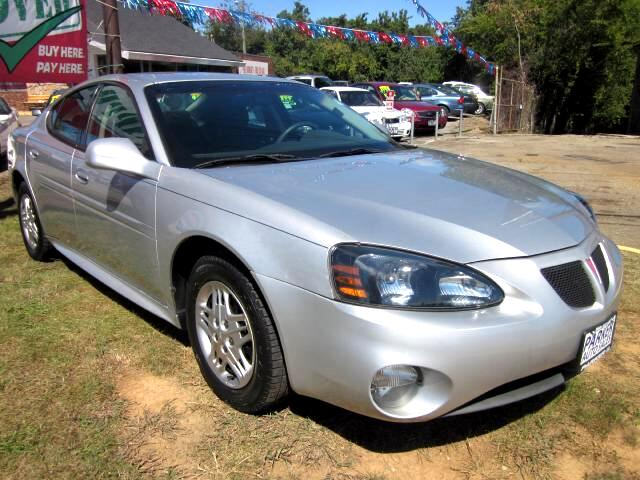 2004 Pontiac Grand Prix THE HOME OF THE 299 TOTAL DOWN PAYMENT Visit Parker Auto Sales online at ww