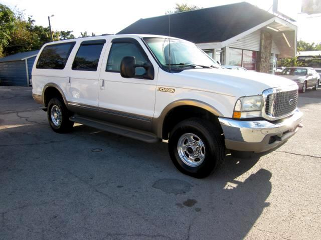 2002 Ford Excursion THE HOME OF THE 299 TOTAL DOWN PAYMENT Visit Parker Auto Sales online at wwwpa