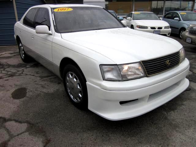 1997 Lexus LS 400 THE HOME OF THE 299 TOTAL DOWN PAYMENT Visit Parker Auto Sales online at wwwpark