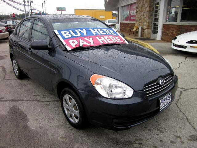 2011 Hyundai Accent THE HOME OF THE 299 TOTAL DOWN PAYMENT Visit Parker Auto Sales online at wwwpa