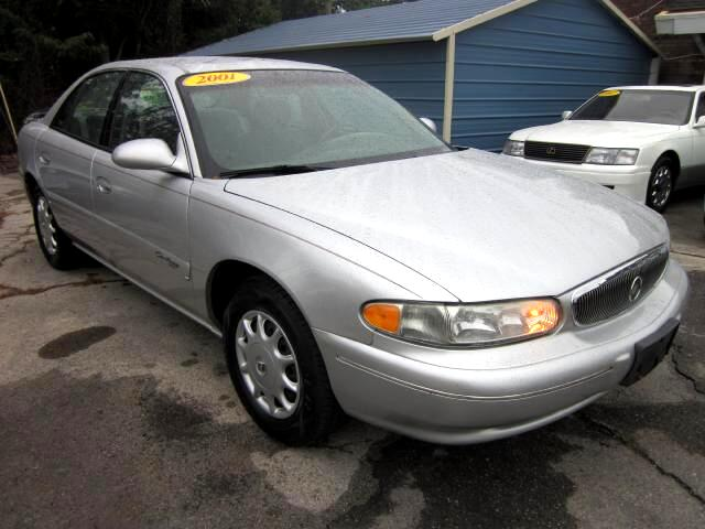 2001 Buick Century THE HOME OF THE 299 TOTAL DOWN PAYMENT Visit Parker Auto Sales online at wwwpar