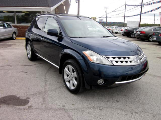 2006 Nissan Murano THE HOME OF THE 299 TOTAL DOWN PAYMENT Visit Parker Auto Sales online at wwwpar