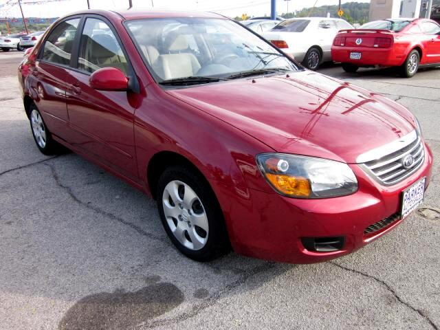 2009 Kia Spectra THE HOME OF THE 299 TOTAL DOWN PAYMENT Visit Parker Auto Sales online at wwwparke