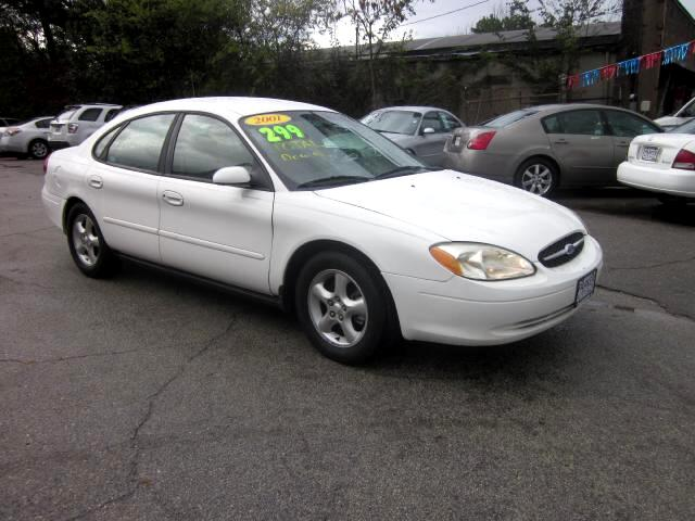 2001 Ford Taurus THE HOME OF THE 299 TOTAL DOWN PAYMENT Visit Parker Auto Sales online at wwwparke