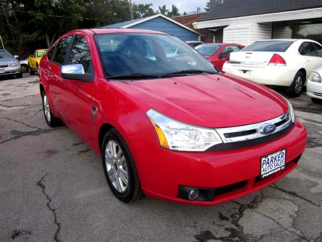 2008 Ford Focus THE HOME OF THE 299 TOTAL DOWN PAYMENT Visit Parker Auto Sales online at wwwparker