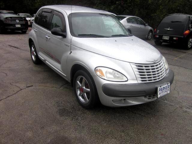 2001 Chrysler PT Cruiser THE HOME OF THE 299 TOTAL DOWN PAYMENT Visit Parker Auto Sales online at w