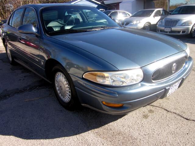2001 Buick LeSabre THE HOME OF THE 299 TOTAL DOWN PAYMENT Visit Parker Auto Sales online at wwwpar