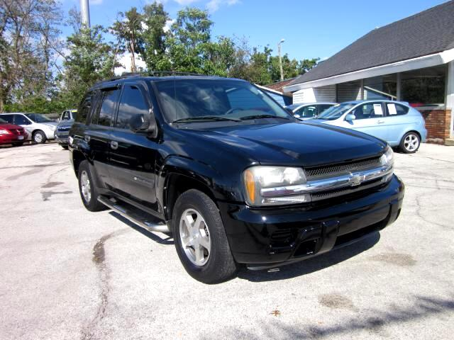2004 Chevrolet TrailBlazer THE HOME OF THE 299 TOTAL DOWN PAYMENT Visit Parker Auto Sales online at